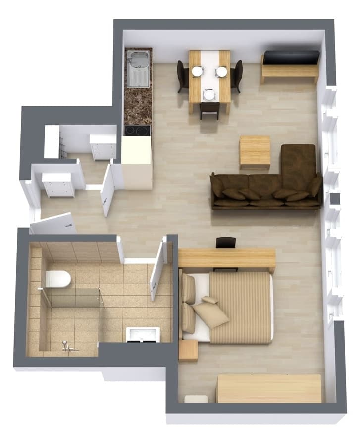 Ninety Degrees Apartments: Furnished Apartments In Stuttgart, Germany